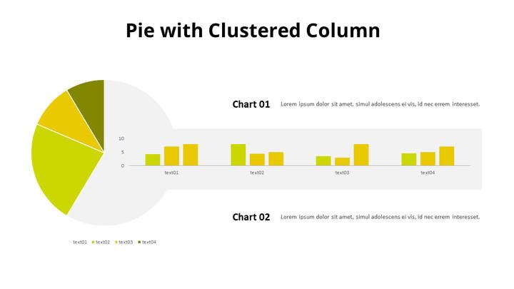 Pie cna Column Chart_02