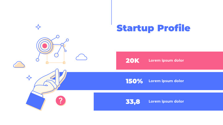Startup Pitch Deck Flat Design PowerPoint Presentation Examples_02