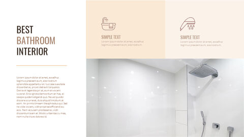 Best Bathroom Interior Google Slides Template Design_03