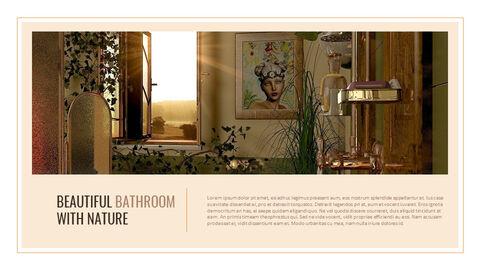 Best Bathroom Interior Google Slides Template Design_08