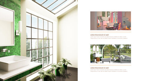 Best Bathroom Interior Google Slides Template Design_02