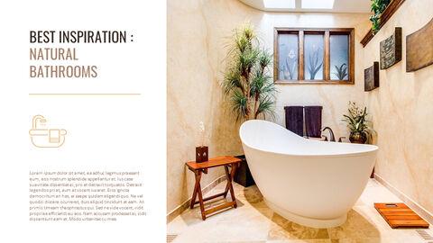 Best Bathroom Interior Google Slides Template Design_12