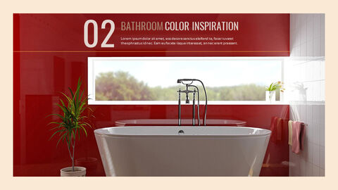 Best Bathroom Interior Google Slides Template Design_04