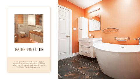 Best Bathroom Interior Google Slides Template Design_14
