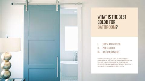 Best Bathroom Interior Google Slides Template Design_19