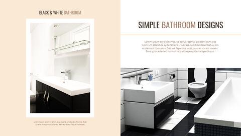 Best Bathroom Interior Google Slides Template Design_23