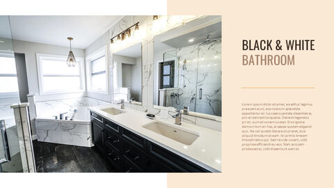Best Bathroom Interior Google Slides Template Design_24