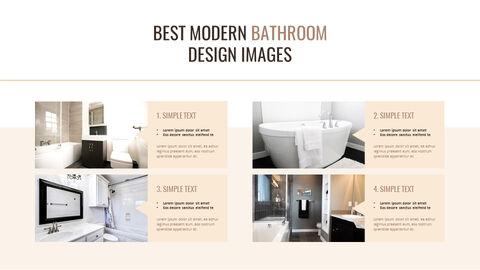Best Bathroom Interior Google Slides Template Design_26