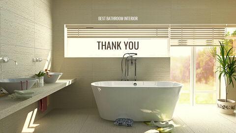 Best Bathroom Interior Google Slides Template Design_40