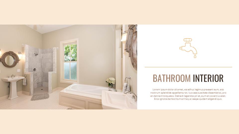 Best Bathroom Interior Templates Design