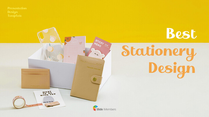 Best Stationery Design Best PPT Slides_01