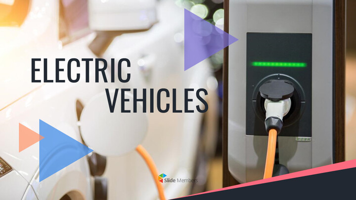 Electric Vehicles Google Slides Template Diagrams Design_01