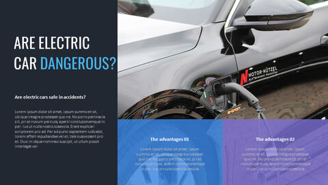 Electric Vehicles Google Slides Template Diagrams Design_03