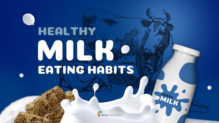 Milk Easy Google Slides Template_01