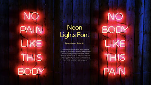 Neon Sign Keynote for PC_05