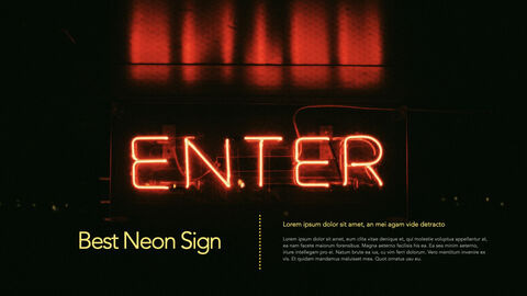 Neon Sign Keynote for PC_04