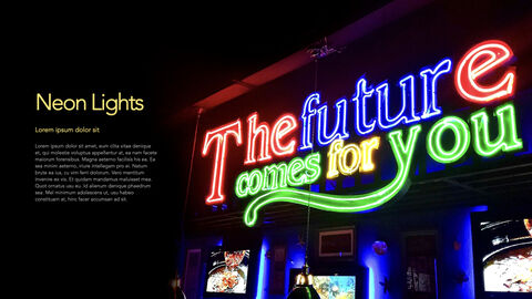 Neon Sign Keynote for PC_12