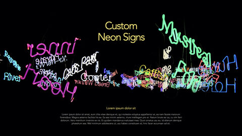 Neon Sign Keynote for PC_14
