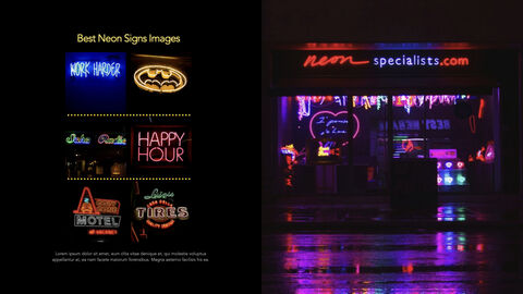 Neon Sign Keynote for PC_15
