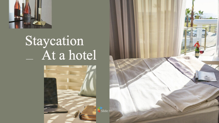 Staycation at a Hotel Theme Keynote Design_01