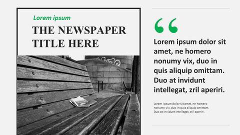 Newspaper Easy Google Slides Template_15