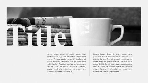 Newspaper Easy Google Slides Template_19