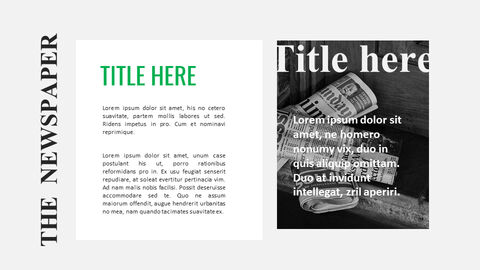 Newspaper Easy Google Slides Template_21