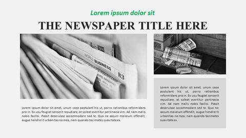 Newspaper Easy Google Slides Template_23