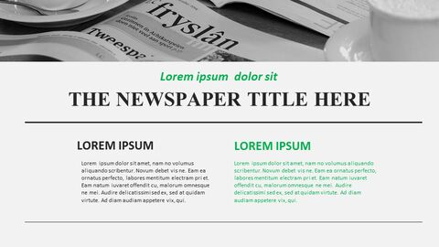 Newspaper Easy Google Slides Template_29