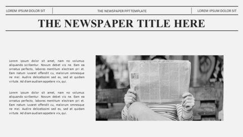 Newspaper Proposal Presentation Templates_04