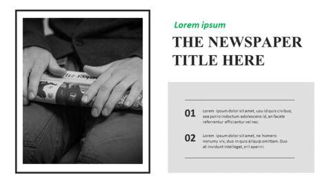 Newspaper Proposal Presentation Templates_12