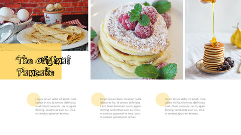 Pancake day Business Presentations_15