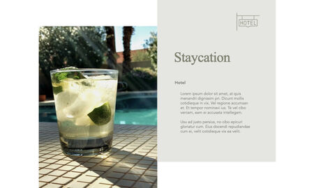 Staycation at a Hotel Theme Keynote Design_02