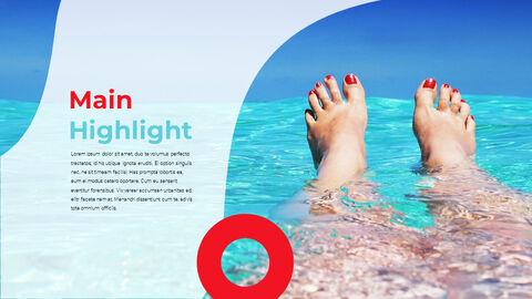 Summer Lazy Google Slides Template Diagrams Design_03