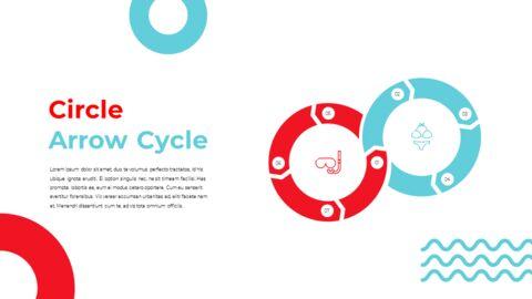 Summer Lazy Google Slides Template Diagrams Design_12