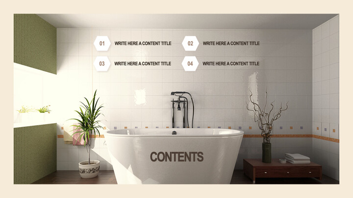 Best Bathroom Interior Keynote Design_02