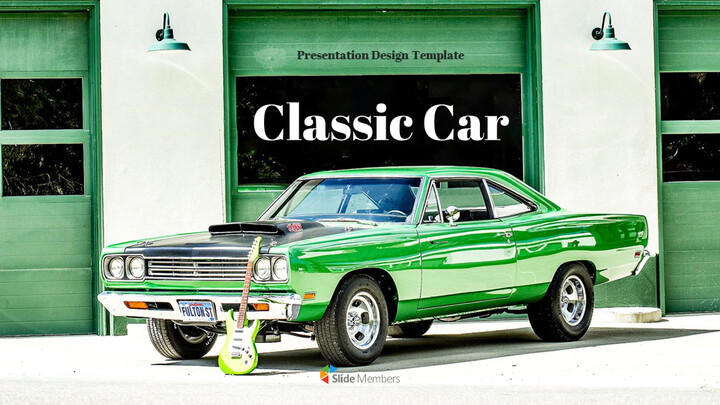 Classic Car Google Slides Themes & Templates_01
