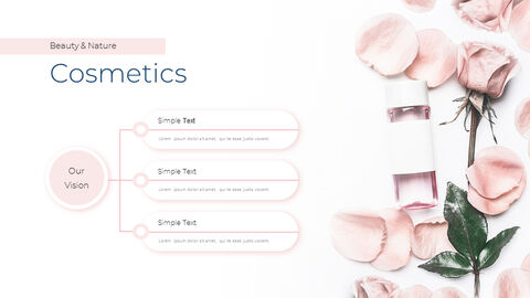 Natural Cosmetic Presentation PPT_03