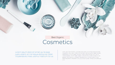 Natural Cosmetic Presentation PPT_04
