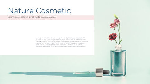 Natural Cosmetic Presentation PPT_05