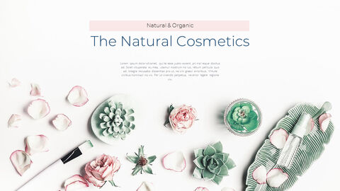 Natural Cosmetic Presentation PPT_07
