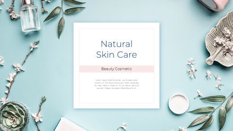 Natural Cosmetic Presentation PPT_16
