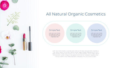 Natural Cosmetic Presentation PPT_25