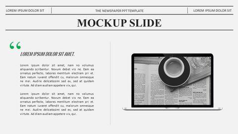 Newspaper Easy Google Slides Template_39