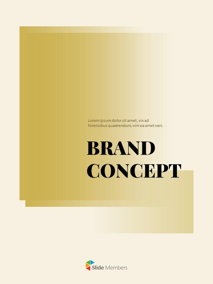브랜드 컨셉 세로형 디자인 베스트 파워포인트 템플릿_01