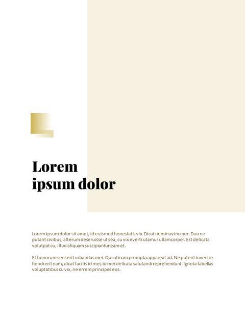브랜드 컨셉 세로형 디자인 베스트 파워포인트 템플릿_17