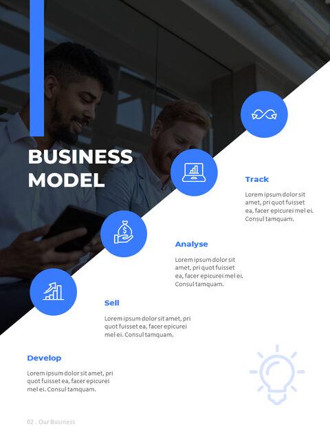 Business Proposal Vertical Modern PPT Templates_04