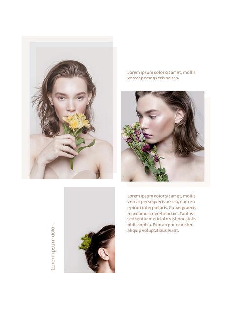 Look Book Design Best PPT Design_05