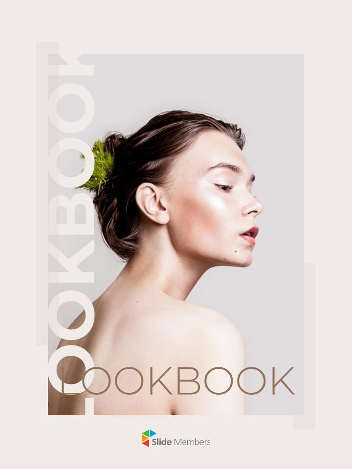 룩 북 디자인 심플한 구글 템플릿_01