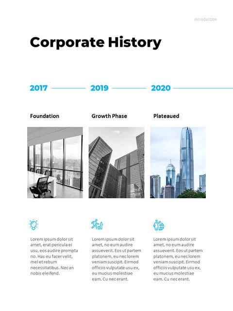 연간 보고서 실행 사업계획 PPT_03